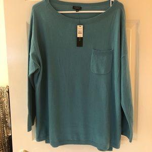 NWT Talbots 2XP sweater
